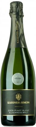 2016 Kassner-Simon Chardonnay & Pinot Blanc Sekt Brut Q.b.A..