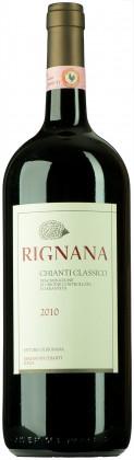 2010 Rignana Chianti Classico D.O.C.G. Gallo Nero Magnum