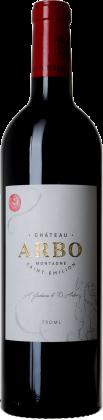 2016 Château Arbo Bordeaux A.O.C. Montagne-Saint-Émilion 1,5l Magnum