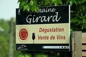 Wein des Monats Dezember 2014 - Teil 2: 2013er Domaine Girard Pinot Noir