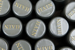 Wein des Monats Mai 2014: Hain Weißer Burgunder trocken