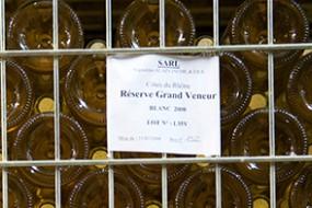Wein des Monats September 2018 mit 17% Rabatt: Réserve Grand Veneur Côtes du Rhône Blanc