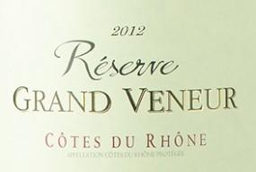 Réserve Grand Veneur Côtes du Rhône