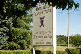Wein des Monats mit 14% Rabatt: Domaine Grand Veneur