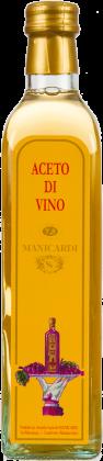 Manicardi Aceto di Vino Bianco (Weißer Balsamicoessig)