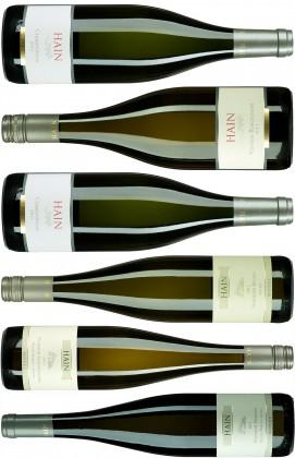 Probierpaket Nr. 01: Wein von Hain