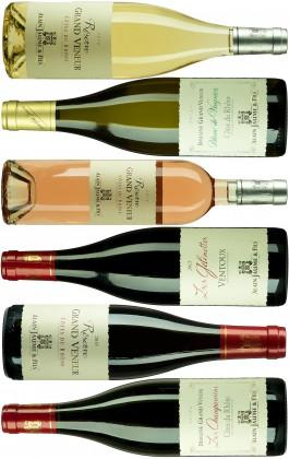 Probierpaket Nr. 05: Côtes du Rhône - Domaine Grand Veneur - Alain Jaume & Fils