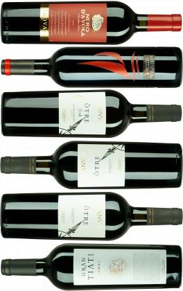 Probierpaket Nr. 18: Rotwein aus Süditalien