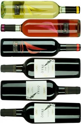 Probierpaket Nr. 43: Wein aus Apulien von Teanum - alles außer Primitivo!