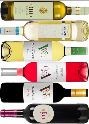 Probierpaket Nr. 46: Wein aus Castilla & Léon