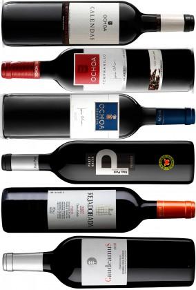 Probierpaket Nr. 51: Rotwein aus Spanien
