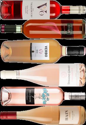 Probierpaket Nr. 60: Rosé - der unterschätzte Alleskönner!