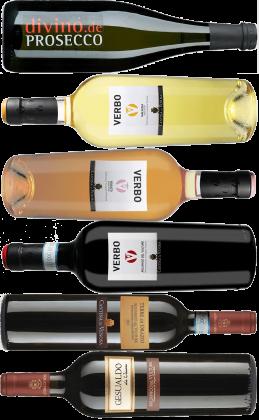 Probierpaket Nr. 65: Wein von der Cantina di Venosa aus der Basilikata