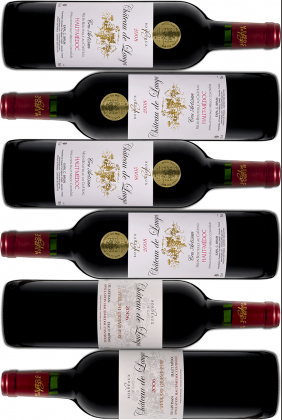 Probierpaket Nr. 67: Bordeaux vom Château de Lauga aus dem Haut-Médoc