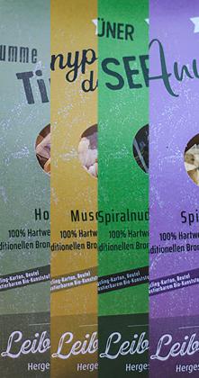 Probierpaket Nr. 69: Leibundseele - hausgemachte Pasta aus Westfalen