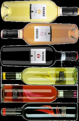 Probierpaket Nr. 70: Wein aus Süditalien