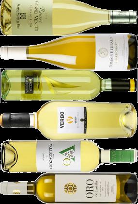Probierpaket Nr. 71: Sommerliche Weißweine