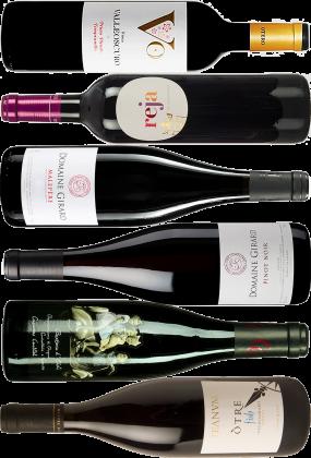 Probierpaket Nr. 72: Sommerliche Rotweine