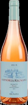 2015 Rignana Rosato I.G.T. Toscana Vino Biologico
