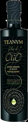 2017 Teanum Filo d'Olio Olio di Oliva extra vergine 0,5l