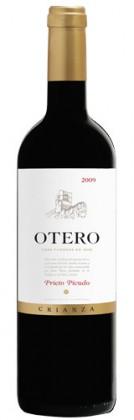 2012 Otero Crianza D.O.P. Valles de Benavente