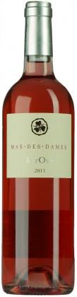2015 Mas des Dames Le Rosé A.C.
