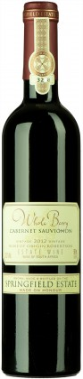 2012 Springfield Estate Whole Berry Cabernet Sauvignon 0,5l