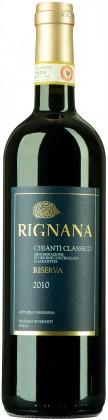 2012 Rignana Chianti Classico D.O.C.G. Gallo Nero Riserva