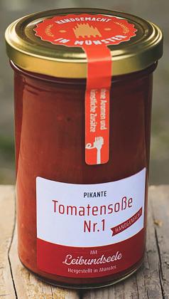 Leibundseele Tomatensauce Nr. 1 270g
